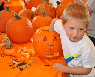 Pumpkin ricotta pancakes pumpkin carving