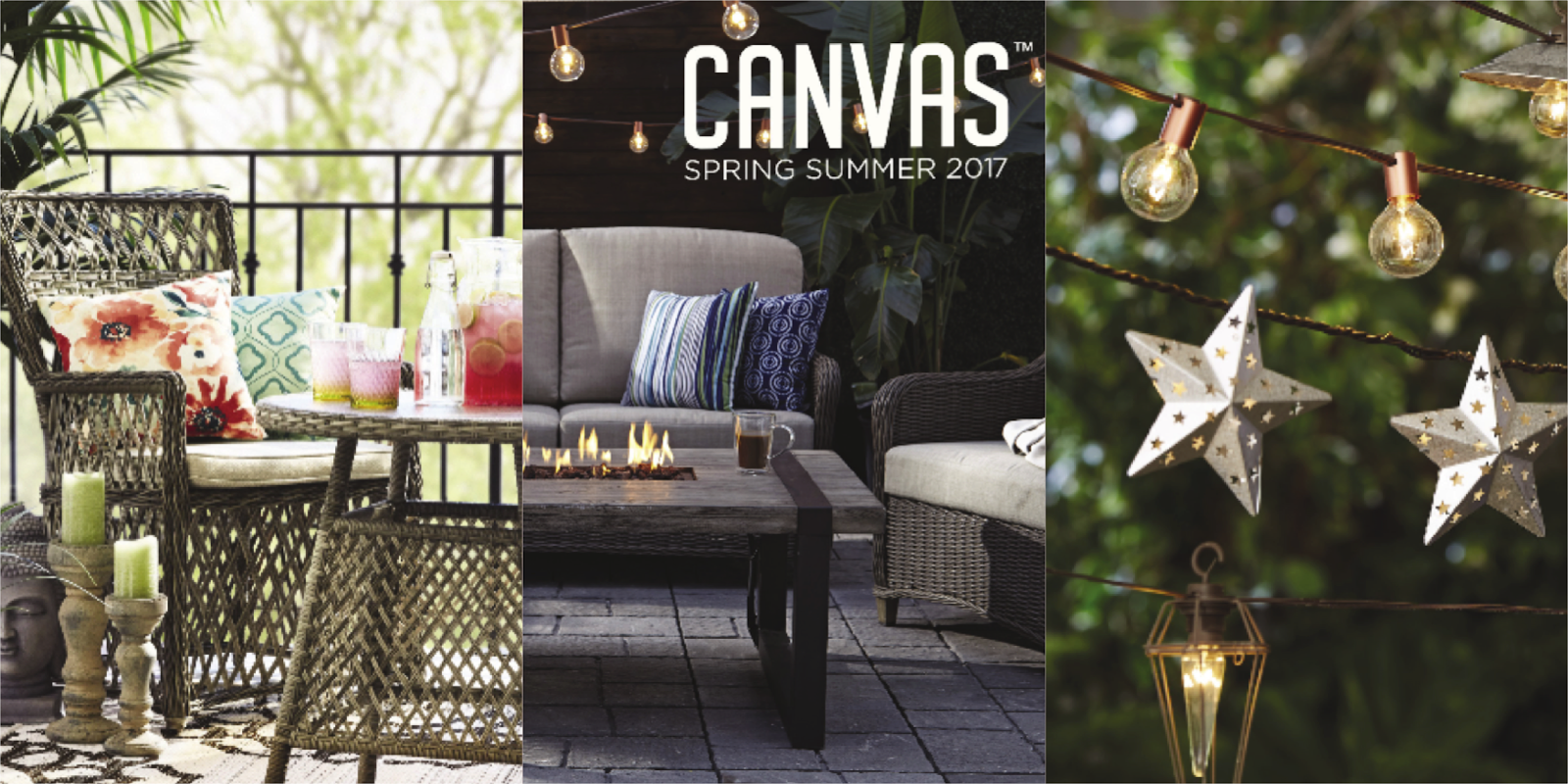 CANVAS Canadian Tire Outdoor Spring Summer Furniture