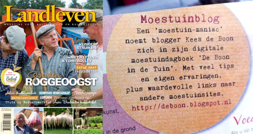 Landleven nummer 7 2014 magazine