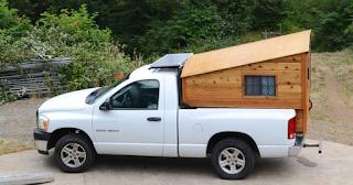 Μοιάζει με κανονικό φορτηγάκι αλλά μόλις δείτε μέσα στην καρότσα; Θα μείνετε Άφωνοι!