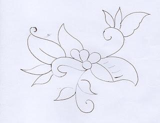 anseries design teknik membuat batik dot