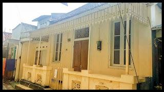 Rumah lawas di Kampung Kayutangan