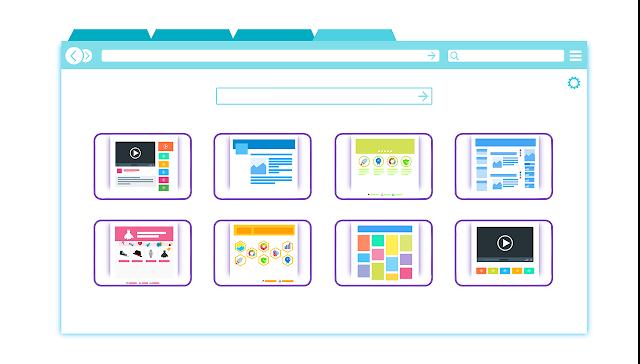 membangun situs komersial di internet