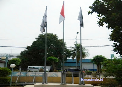 Jasa Tiang Bendera Besi di Jakarta dan Sekitarnya Harga Murah