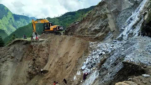 Country's first early warning system for landslides deployed in Darjeeling