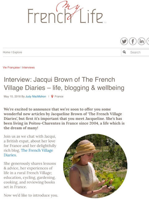 My French Life interview French Village Diaries