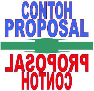 Contoh Proposal - Kumpulan Proposal Kegiatan Usaha Bantuan Dana Lengkap