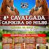 8ª Cavalgada de Capoeira do Milho, no município de Várzea da Roça-BA
