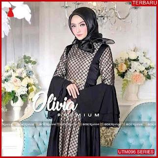 UTM096B107 Baju Boerhani Muslim Olivia UTM096B107 060 | Terbaru BMGShop
