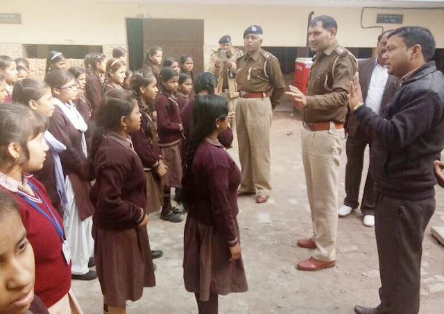 Faridabad Police Operation Durga Against Mancha