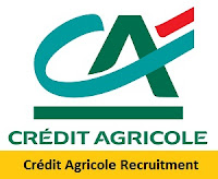 Credit Agricole Recruitment 2017-2018