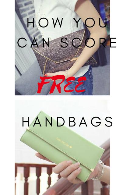 how to score free handbags