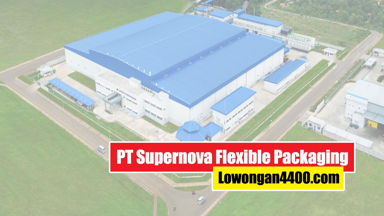 PT Supernova Flexible Packaging