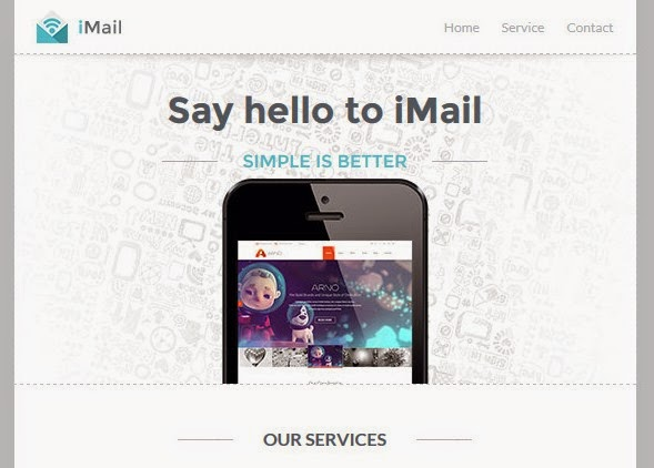 iMail - Responsive Email w/Builder Access