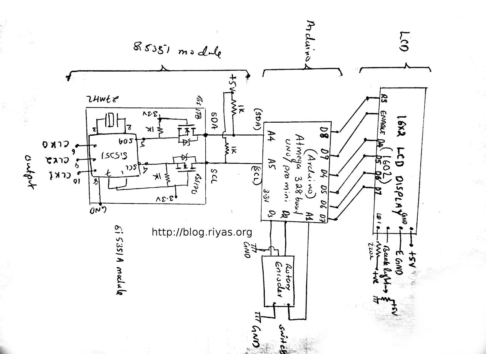 Arduino Antenna Analyzer Sketch Coloring Page
