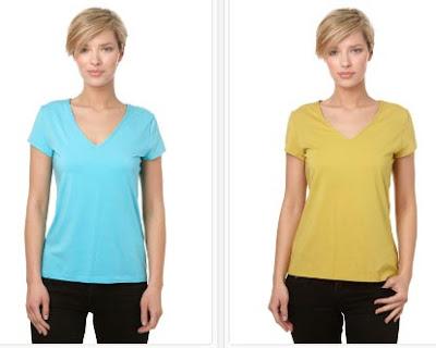 camisetas Lino Factory