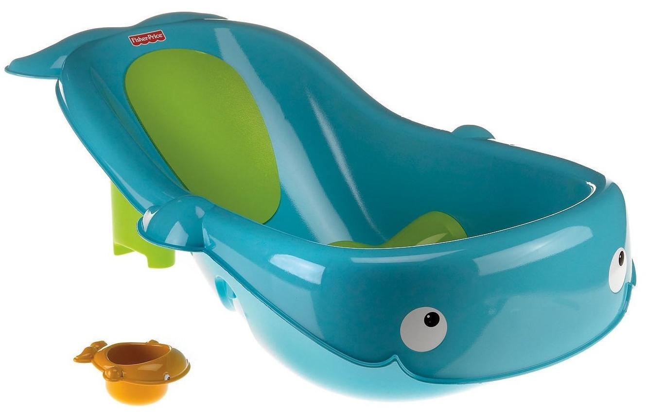 Baby Bath Tub With Whale