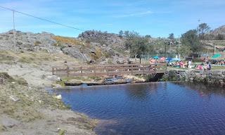 Praia Fluvial da Mizarela