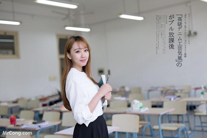 Image School-girls-by-Ronnie-MrCong.com-082 in post Những cô nàng nữ sinh xinh đẹp mê mẩn người xem chụp bởi Ronnie (96 ảnh)