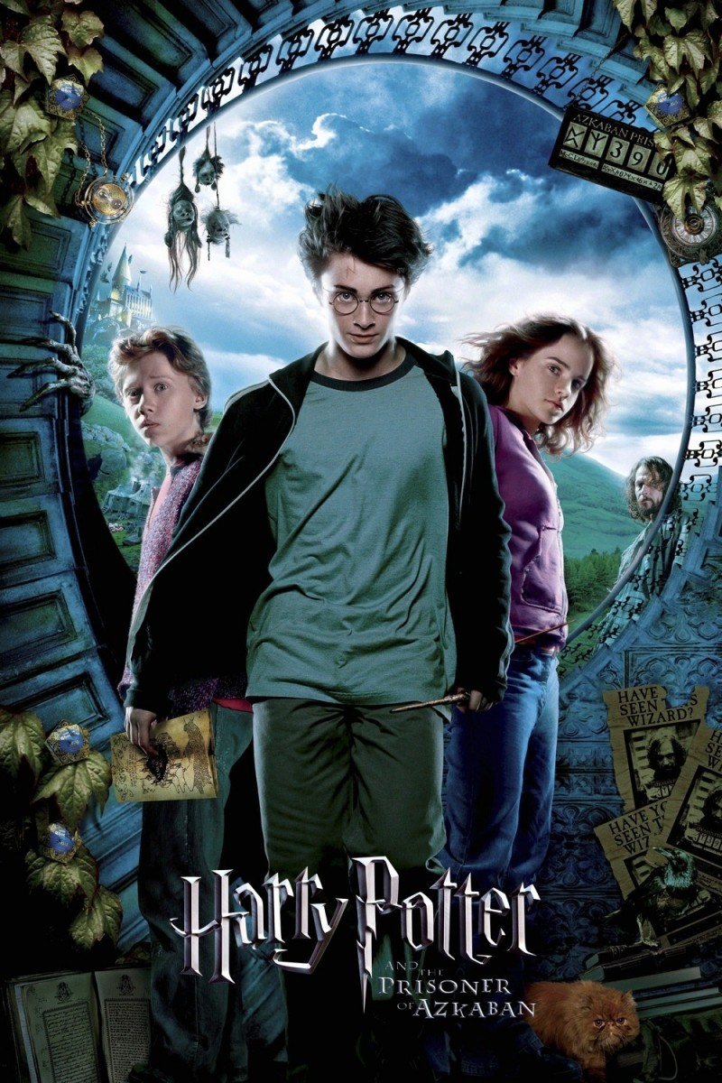 harry potter i więzień azkabanu film recenzja rowling radcliffe oldman