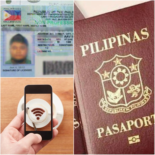 Duterte signs extension of passport, driver's license validity and free WIFI in one day