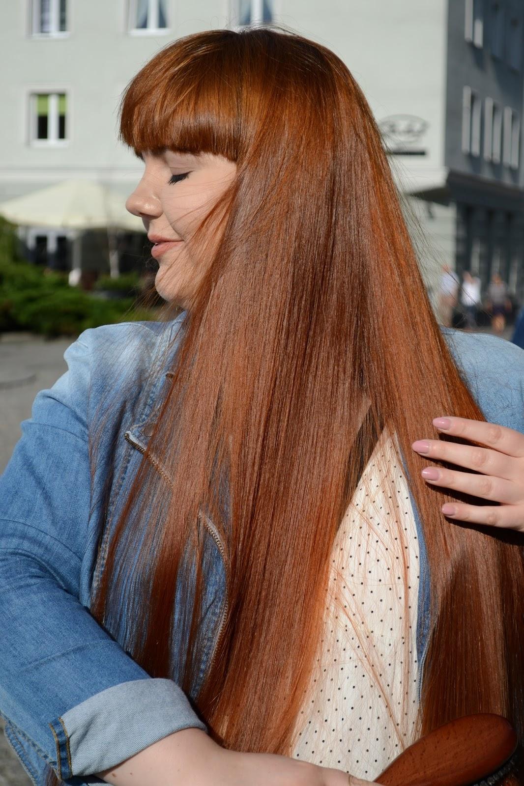 Jak uzyskać efekt tafli włosów bez prostownicy - sprawdzone sposoby