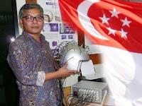 Diabaikan Pemerintah, Penemuan Warsito dilabeli Made In Singapura!!!