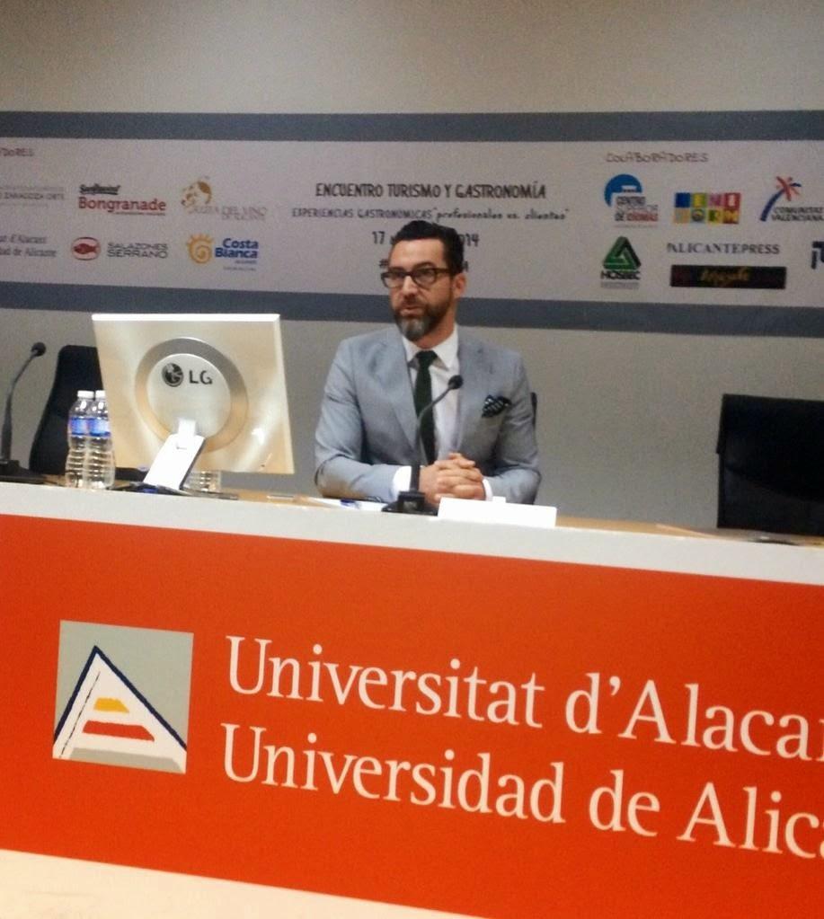 turismo y gastronomía en la UA