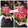 Hand Bouquet Mawar Pink 1607311657