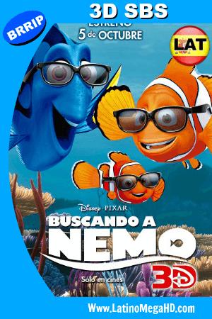 Buscando a Nemo (2003) Latino Full 3D SBS 1080P ()