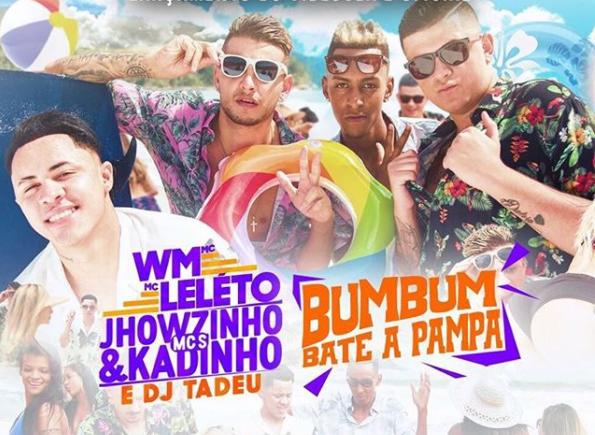 Baixar Bumbum Bate A Pampa - MC WM, MC Leleto e MCS Jhowzinho e Kadinho Mp3