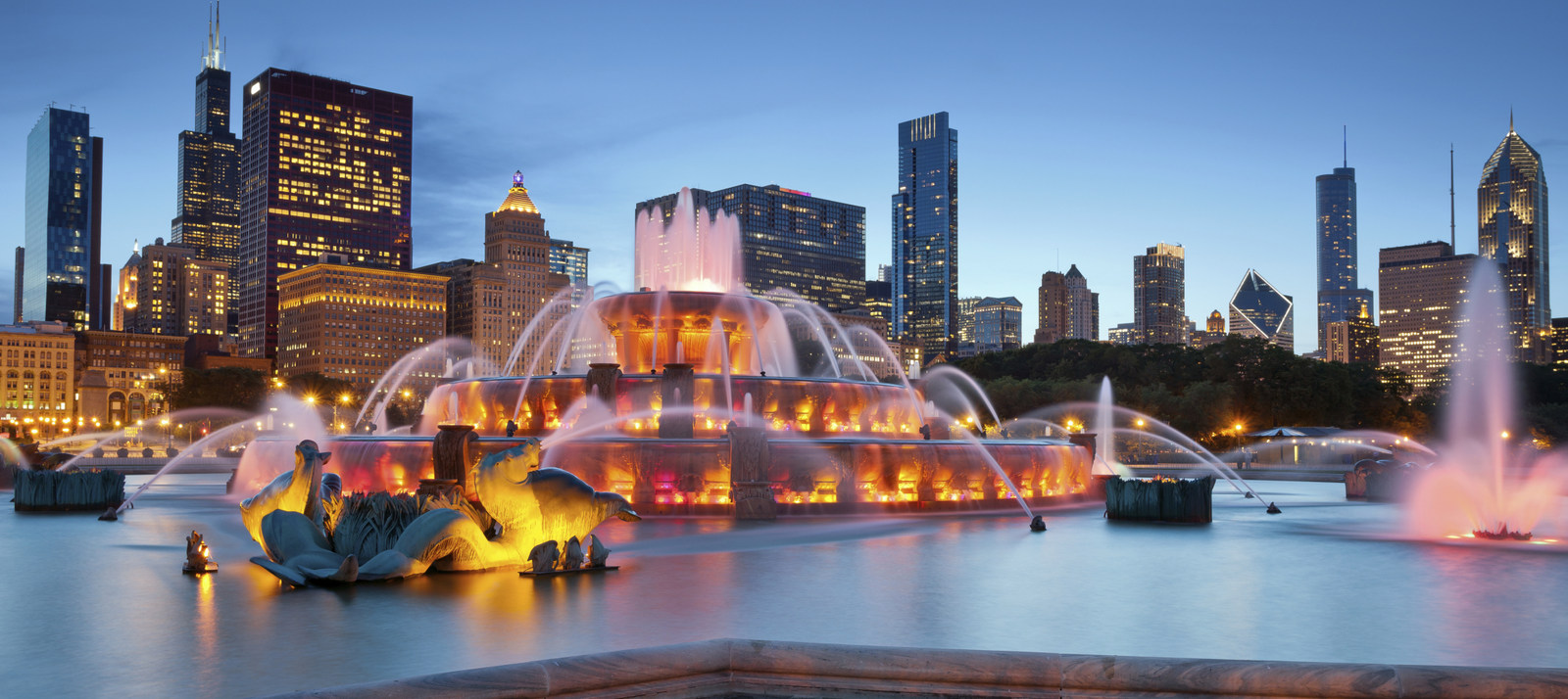 17 places to visit in chicago for Best hotel location in chicago