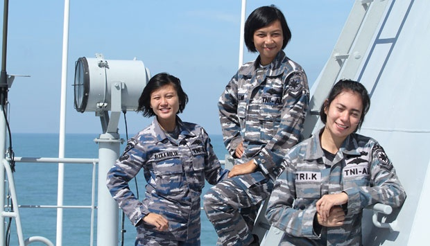 Ucapan Selamat Hari Korps Wanita Angkatan Laut ke 56 Terbaru 2019