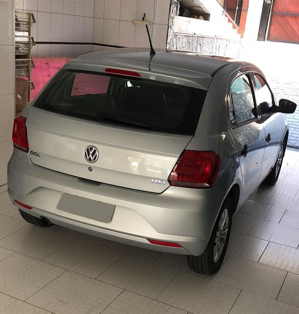 VW Gol GVII (G7) 1.6 MSI - detalhes e fotos