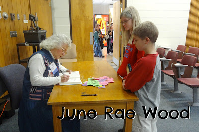 June Rae Wood