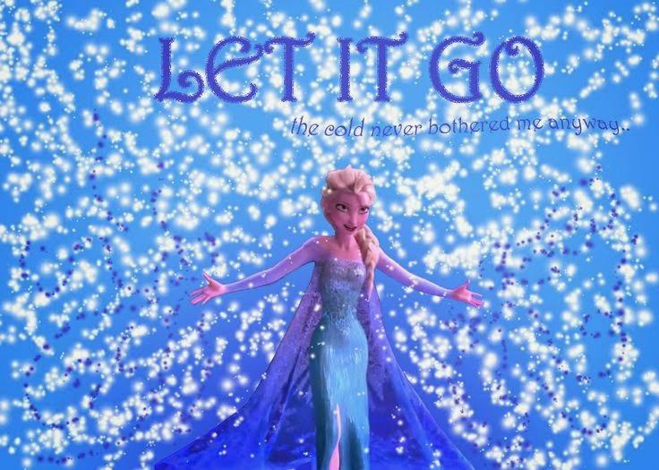 Disney, Let it go, struggles, women
