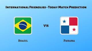 موعد مباراة Brazil vs Panama البرازيل وبنما اليوم السبت 23-03-2019 في مباراة ودية