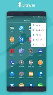 PP Launcher Android 9.0 P PRIME v1.5 Full APK