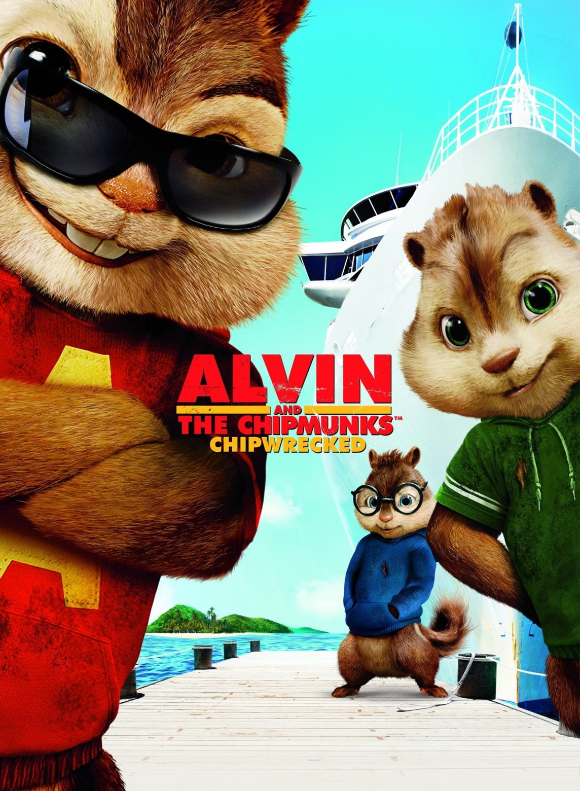 Alvin And The Chipmunks Chipwreked Director Mike Mitchell