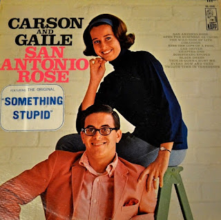 Carson & Gaile. San Antonio Rose