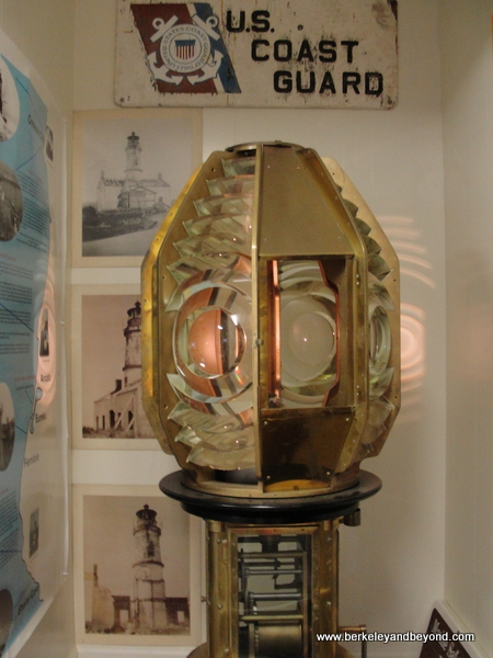 4th-order Frensel lens at Humboldt Bay Maritime Museum