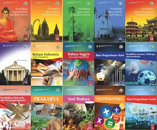 Buku Siswa dan Guru Kurikulum 2013 Kelas VII Revisi 2016