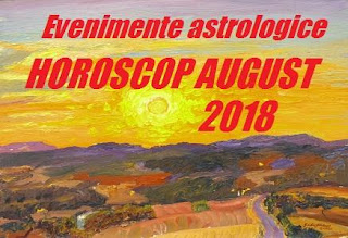 Horoscop astrologie august 2018