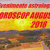 Evenimente astrologice în horoscopul august 2018