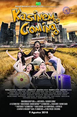 Sinopsis Film Kasinem is Coming (2018)