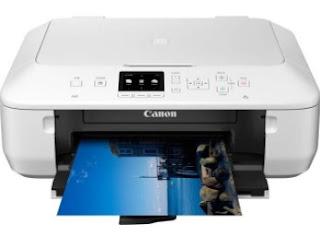 Canon PIXMA MG5751 Driver de impressora