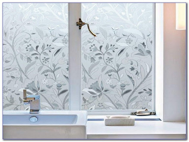 Etched GLASS Stickers For WINDOWS