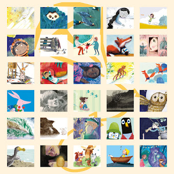 SCBWI Biennial Illustrator Exhibition, Pictures at Play