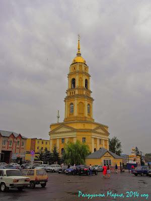 Россошь Церковь Александра Невского