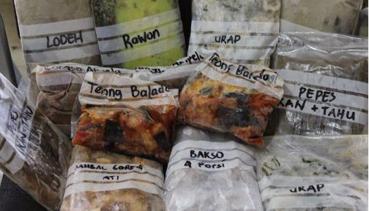 Bisnis Ukm Indonesia Peluang Bisnis Makanan Beku Frozen Food